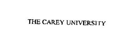 THE CAREY UNIVERSITY