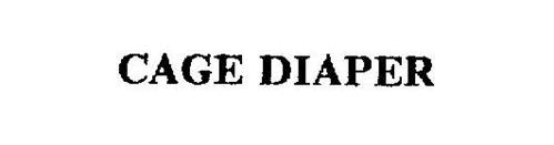 CAGE DIAPER