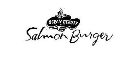 OCEAN BEAUTY BRAND SALMON BURGER