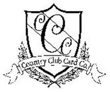 CCC COUNTRY CLUB CARD CO.
