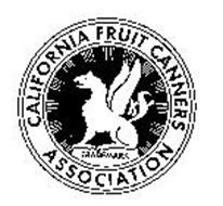 CALIFORNIA FRUIT CANNERS ASSOCIATION