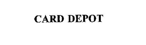 CARD DEPOT