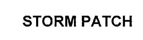 STORM PATCH