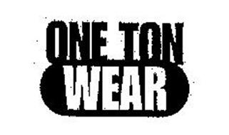 ONE TON WEAR