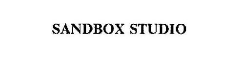 SANDBOX STUDIO