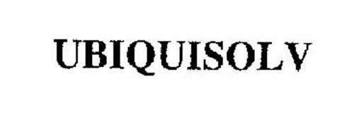 UBIQUISOLV