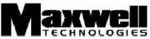 MAXWELL TECHNOLOGIES