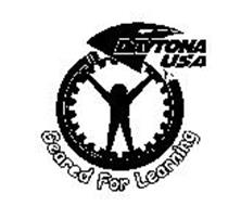 DAYTONA USA GEARED FOR LEARNING