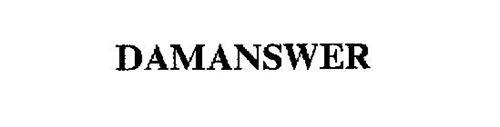 DAMANSWER