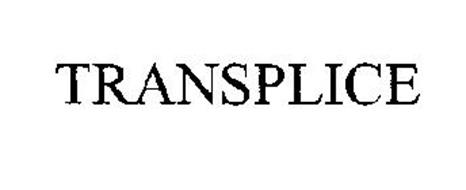 TRANSPLICE