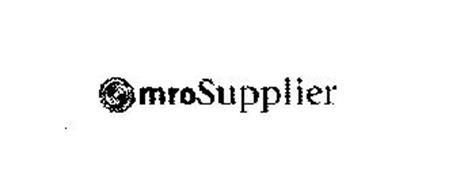 MRO SUPPLIER