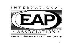 INTERNATIONAL EAP ASSOCIATION LABOR MANAGEMENT CONSULTANTS