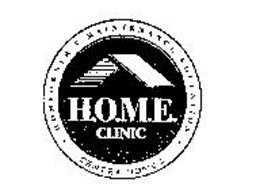 H.O.M.E. CLINIC HOMEOWNER'S MAINTENANCE EDUCATION CENTEX HOMES