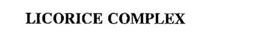 LICORICE COMPLEX