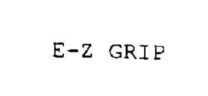 E-Z GRIP