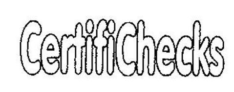 CERTIFICHECKS