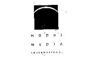 MODUS  M E D I A  INTERNATIONAL
