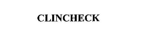 CLINCHECK