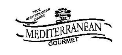 MEDITERRANEAN GOURMET TRUE MEDITERRANEAN CUISINE