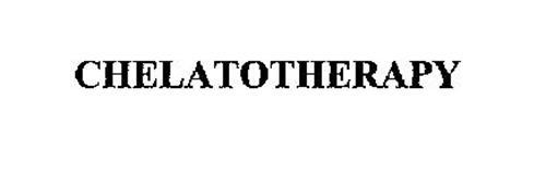 CHELATOTHERAPY