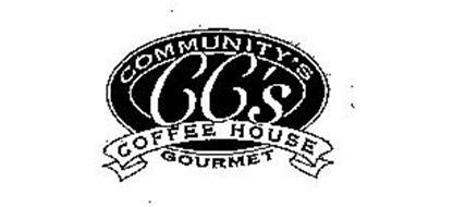 COMMUNITY'S CC'S GOURMET COFFEE HOUSE
