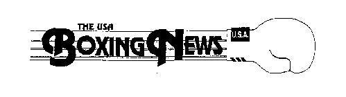 THE USA BOXING NEWS U.S.A.