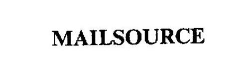 MAILSOURCE