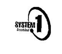 SYSTEM 1 ENABLED
