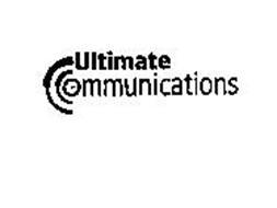 ULTIMATE COMMUNICATIONS