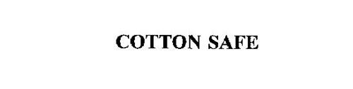 COTTON SAFE