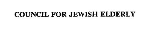 COUNCIL FOR JEWISH ELDERLY