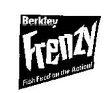 BERKLEY FRENZY FISH FEED ON THE ACTION!