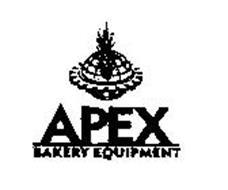 APEX BAKERY EQUIPMENT