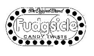 THE ORIGINAL BRAND FUDGSICLE CANDY TWISTS