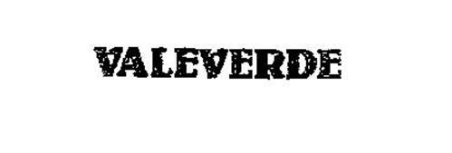 VALEVERDE