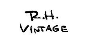 R.H. VINTAGE