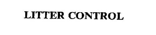 LITTER CONTROL