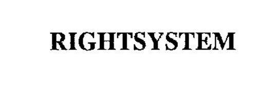 RIGHTSYSTEM