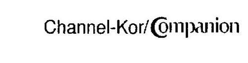 CHANNEL-KOR/ COMPANION
