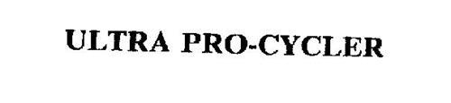 ULTRA PRO-CYCLER
