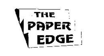 THE PAPER EDGE