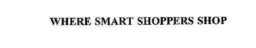 WHERE SMART SHOPPERS SHOP