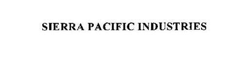 SIERRA PACIFIC INDUSTRIES