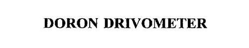 DORON DRIVOMETER