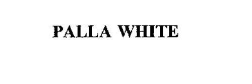 PALLA WHITE