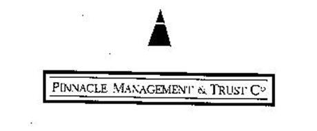 PINNACLE MANAGEMENT & TRUST CO