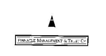PINNACLE MANAGEMENT & TRUST CO AND DESIGN