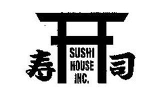 SUSHI HOUSE INC.