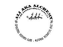 AAA ALI AKA ALCHEMY SPIRITUAL ESSENCE CARE - NATURAL ESSENTIAL OILS FINE AROMATHERAPY CANDLES