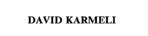 DAVID KARMELI